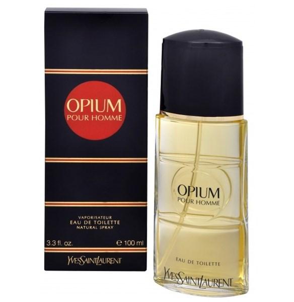 d020de5545 Recenze Toaletní voda Yves Saint Laurent Opium Pour Homme