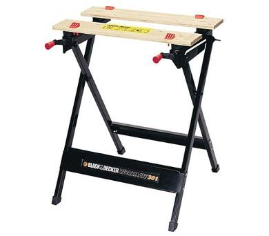 Stůl pracovní Black&Decker WM301