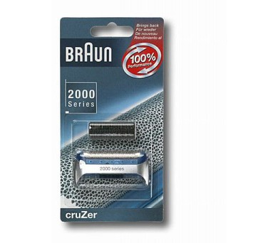 Braun Series1/Z - 20S + DOPRAVA ZDARMA