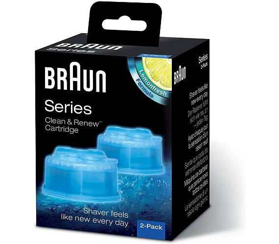 Braun CCR2 - Clean&Charge + DOPRAVA ZDARMA