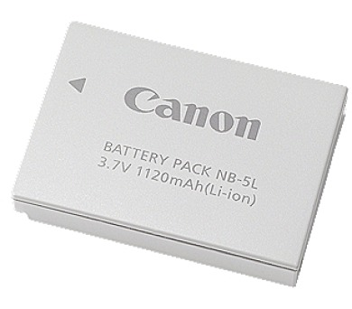 Canon NB-5L + DOPRAVA ZDARMA
