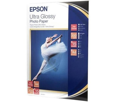 Epson Ultra Glossy Photo A4
