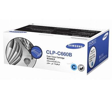 Samsung CLP-C660B + DOPRAVA ZDARMA