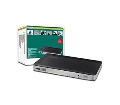 Digitus HDMI přepínač 5 -> 1