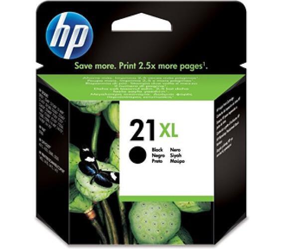 Inkoustová náplň HP No. 21XL