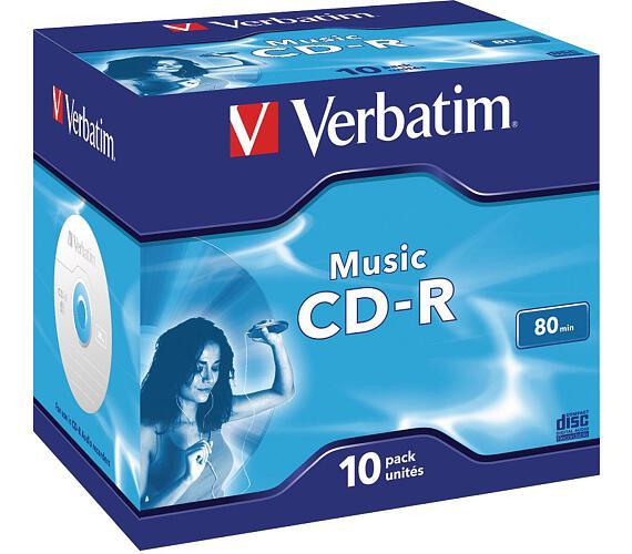 Verbatim CD-R 700MB/80 min. AUDIO LIVE IT!