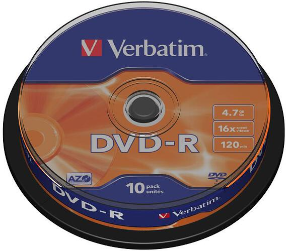 Verbatim DVD-R 4,7GB