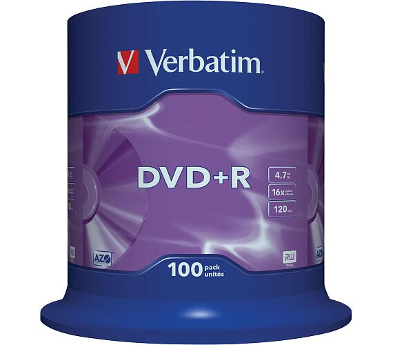 Verbatim DVD+R 4,7GB