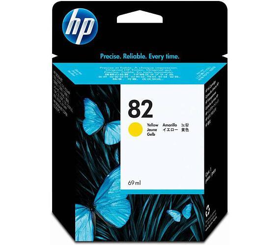 Inkoustová náplň HP No. 82 + DOPRAVA ZDARMA