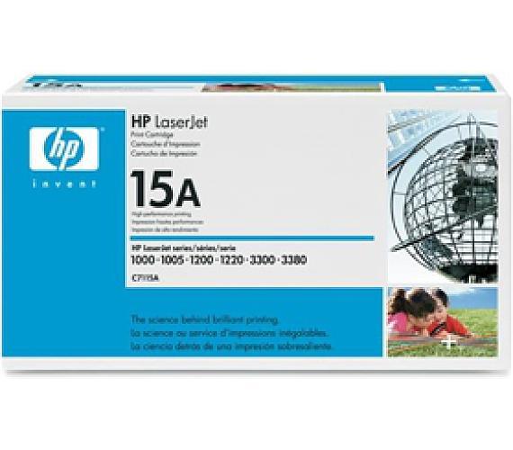 Toner HP C7115A + DOPRAVA ZDARMA
