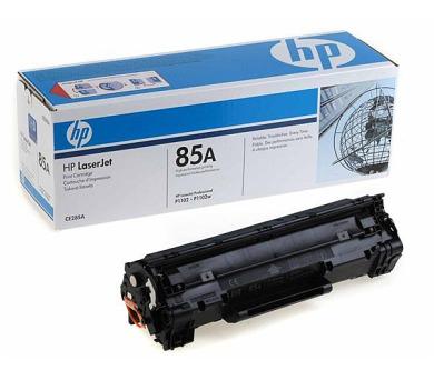 Toner HP CE285A originální - černá