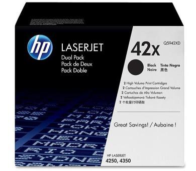Toner HP Q5942XD + DOPRAVA ZDARMA