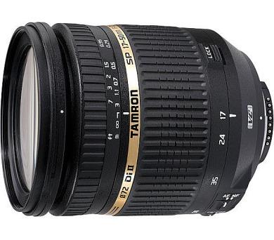Tamron SP AF 17-50mm F/2.8 XR Di-II VC LD Asp. (IF) pro Nikon + DOPRAVA ZDARMA