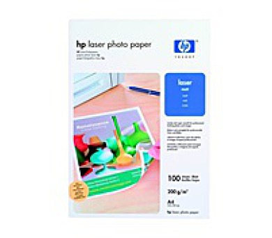 Papíry do tiskárny HP Laser Photo Paper A4