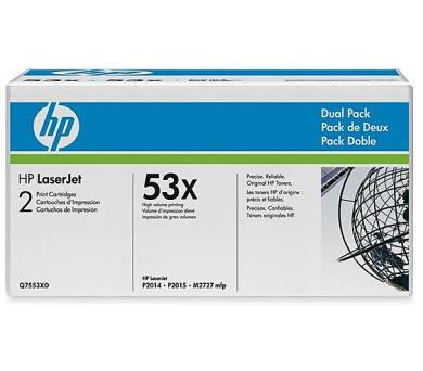 Toner HP Q7553X
