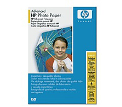 Papíry do tiskárny HP Advanced Glossy Photo Paper 10x15