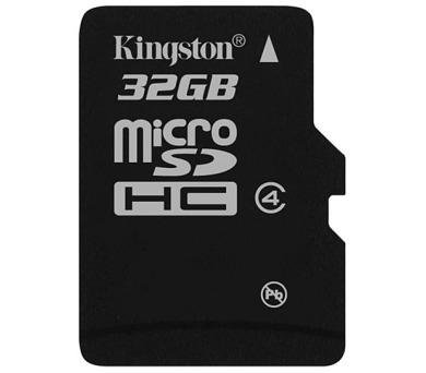 Kingston MicroSDHC 32GB Class4