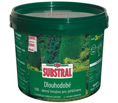 Hnojivo Substral 100 denní pro konifery 5 kg