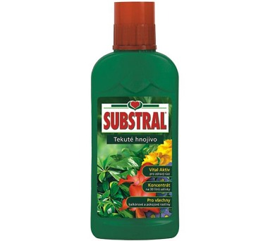 Hnojivo Substral tekuté pro květiny 250 ml