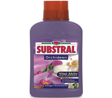 Hnojivo Substral tekuté pro orchideje 250 ml