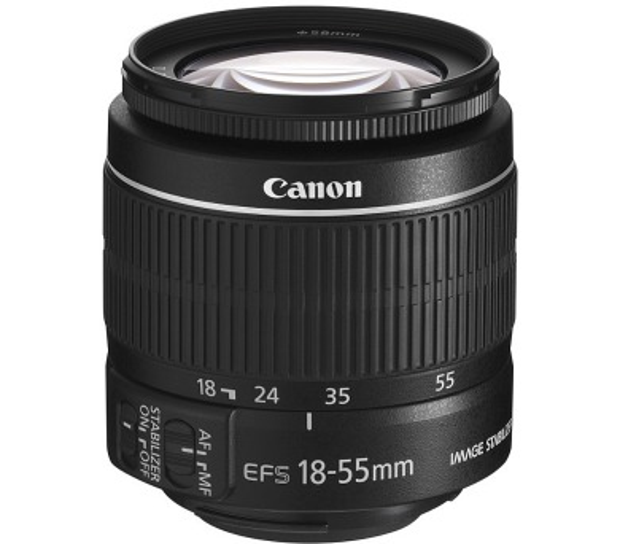 Canon EF-S 18-55mm f/3.5-5.6 IS II + DOPRAVA ZDARMA