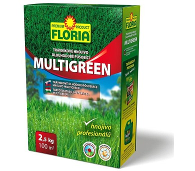 Agro FLORIA Trávníkové dlouhopůsob. 2,5kg