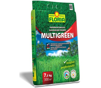 Agro FLORIA Trávníkové dlouhopůsob. 7,5kg