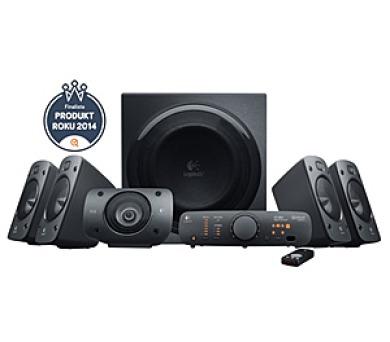 Logitech Z906 5.1 Surround Sound - černé