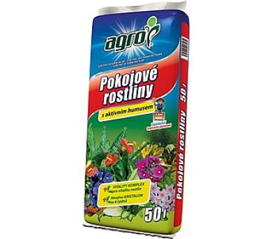 Agro pro pokojové rostliny 50 l CZ