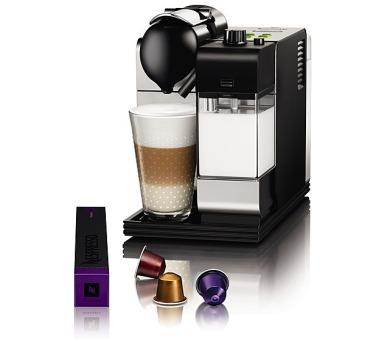 DeLonghi Nespresso EN 520 S Lattissima stříbrná