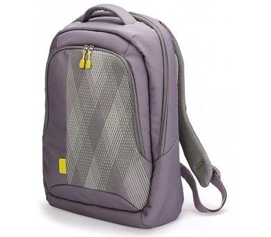 DICOTA BacPac Bounce 15'' - 16,4'' - šedý/žlutý