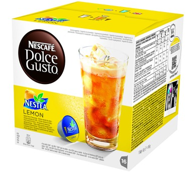 NESCAFÉ IceTea Lemon 16 ks k Dolce Gusto