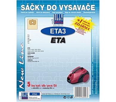 Jolly ETA 3 (5+1+1ks) do vysav. ETA