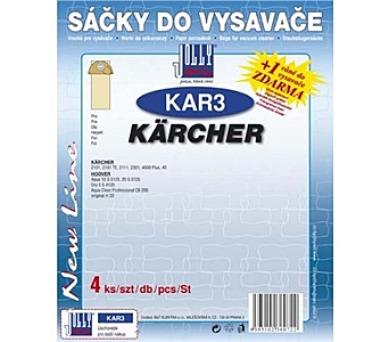 Jolly KAR3 (4ks) do vysav. Karcher