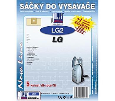 Jolly LG 2 (5ks) do vysav. LG