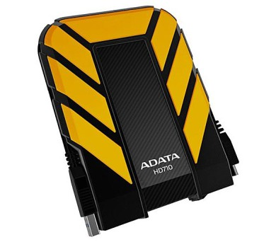 A-Data HD710 500GB - žlutý