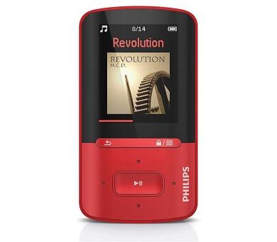 Philips ViBE SA4VBE04RF s funkcí FullSound