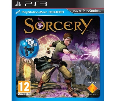 Sony PlayStation 3 Sorcery (Essentials)