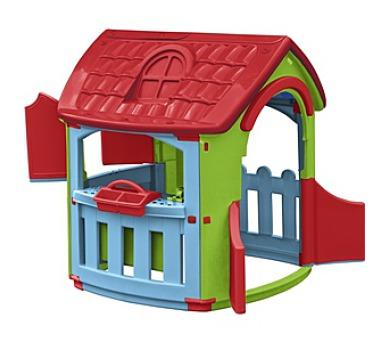 Dětský domeček Marian Plast s dílnou
