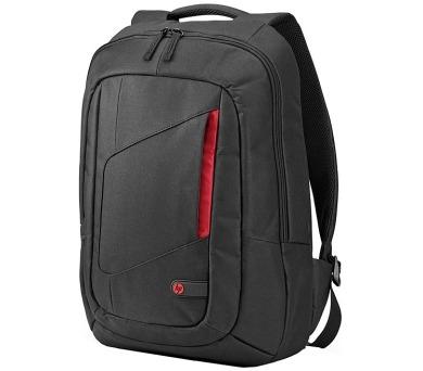 Batoh na notebook HP Value 16'' - černý/červený