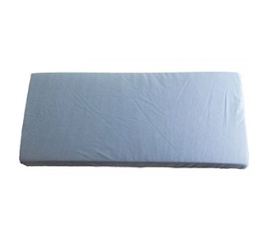 Kaarsgaren 2v1 tencel 60x120cm modré
