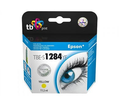 TB Epson T1284 kompatibilní - žlutá + DOPRAVA ZDARMA