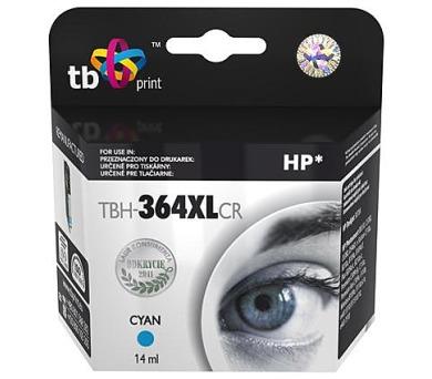 TB HP CB323EE (No.364) Cy kompatibilní - modrá