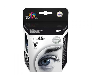 TB HP 51645AE (No.45) Bk kompatibilní - černá