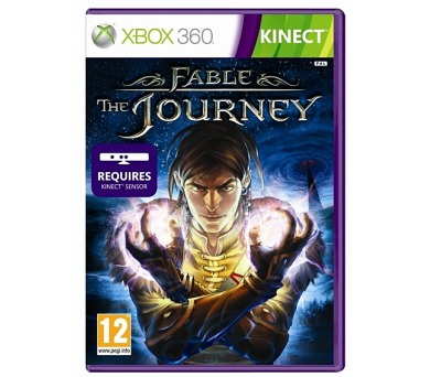 Microsoft Xbox 360 Fable: The Journey (Kinect ready)