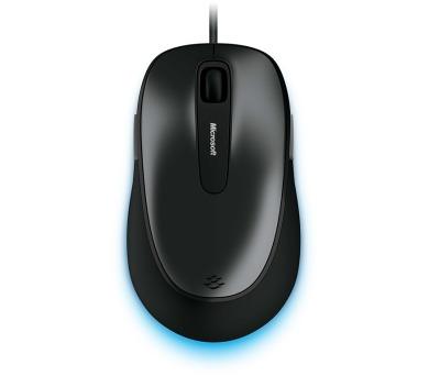 Microsoft Comfort Mouse 4500 Lochnes Grey / optická / 5 tlačítek / 1000dpi - šedá