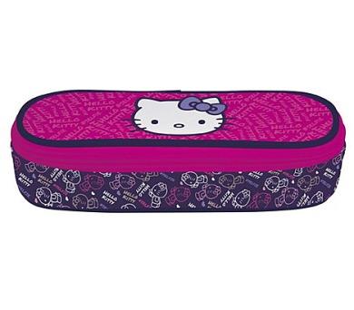 Penál školní P + P Karton etue Hello Kitty