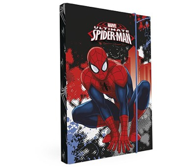 Desky na sešity P + P Karton A4 Spider-Man
