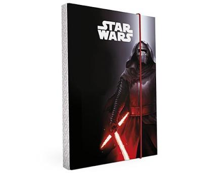 Desky na sešity P + P Karton A4 Star Wars