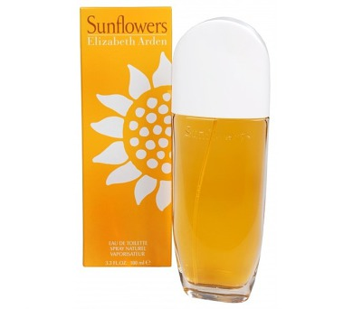 Toaletní voda Elizabeth Arden Sunflowers 50 ml